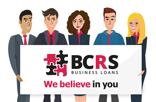BCRS_The Team Holding Board & Logo