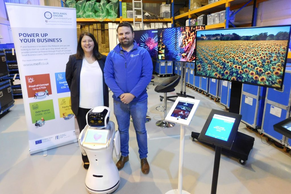 Six Figure Funding Makes Growth a Reality for Telford Tech Hire Company