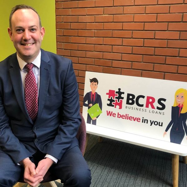 Stephen Deakin, Finance Director at BCRS Business Loans
