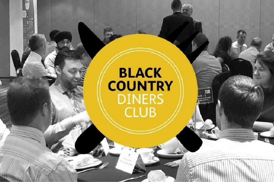 Black Country Diners Club professional networking lunch, January 2020