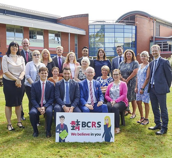The team at BCRS Business Loans