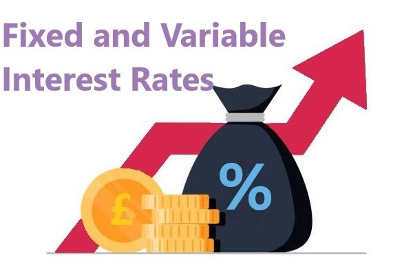 What are fixed and variable rate business loans?