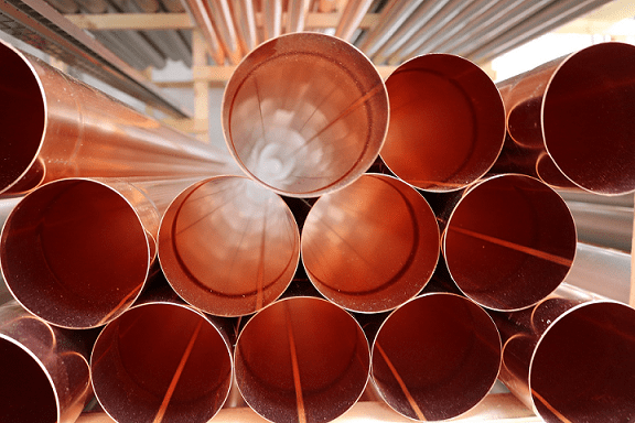 Ashcroft Metals & Alloys specialise in distributing copper phosphor which is used in the manufacturing process of copper and brass tube.