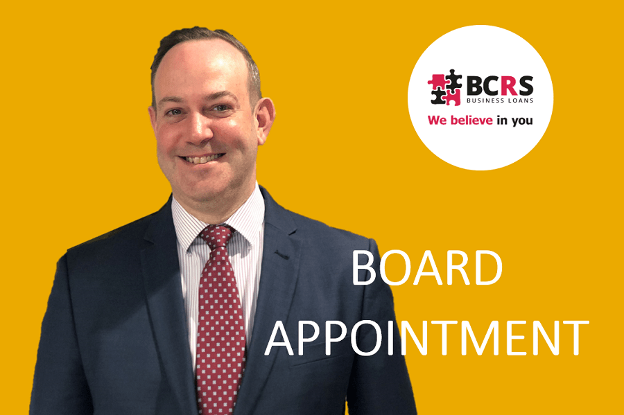 Stephen Deakin Board Appointment at Responsible Finance