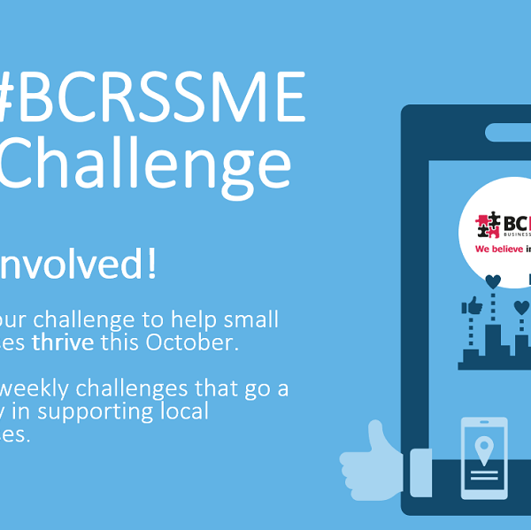 BCRS SME Challenge Launched - Get Involved