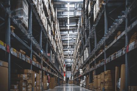 Image of wholesale warehouse facility