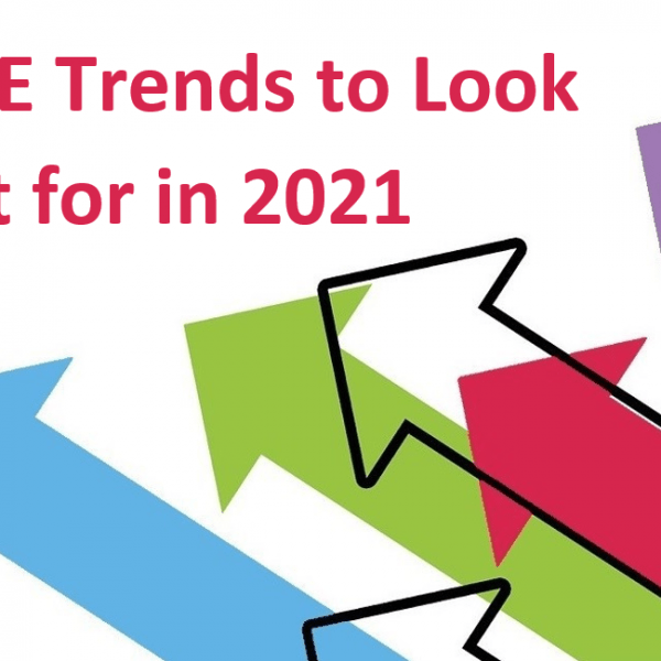 ME Trends to Look Out for in 2021