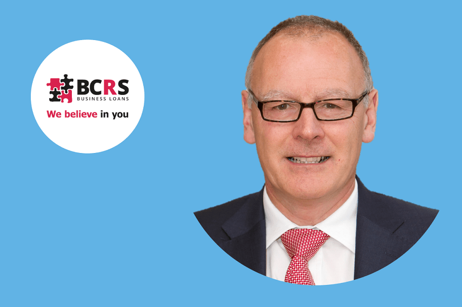 Rob Hill, Chair of the Board at BCRS Business Loans