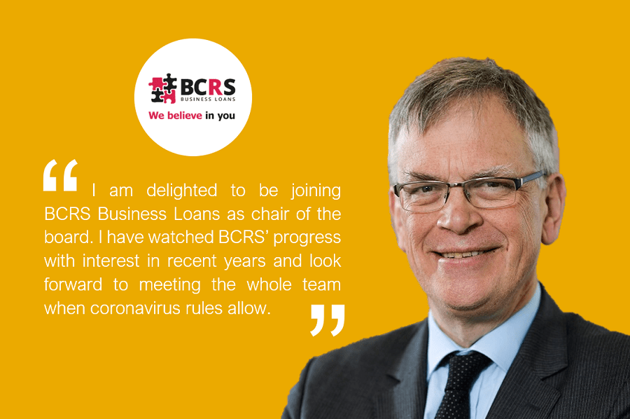 Paul Smee announced as new chair at BCRS Business Loans