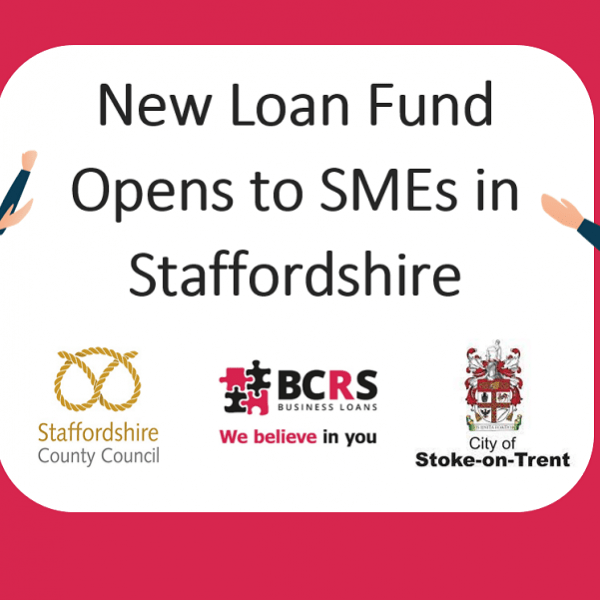 New Loan Fund Opens to SMEs in Staffordshire