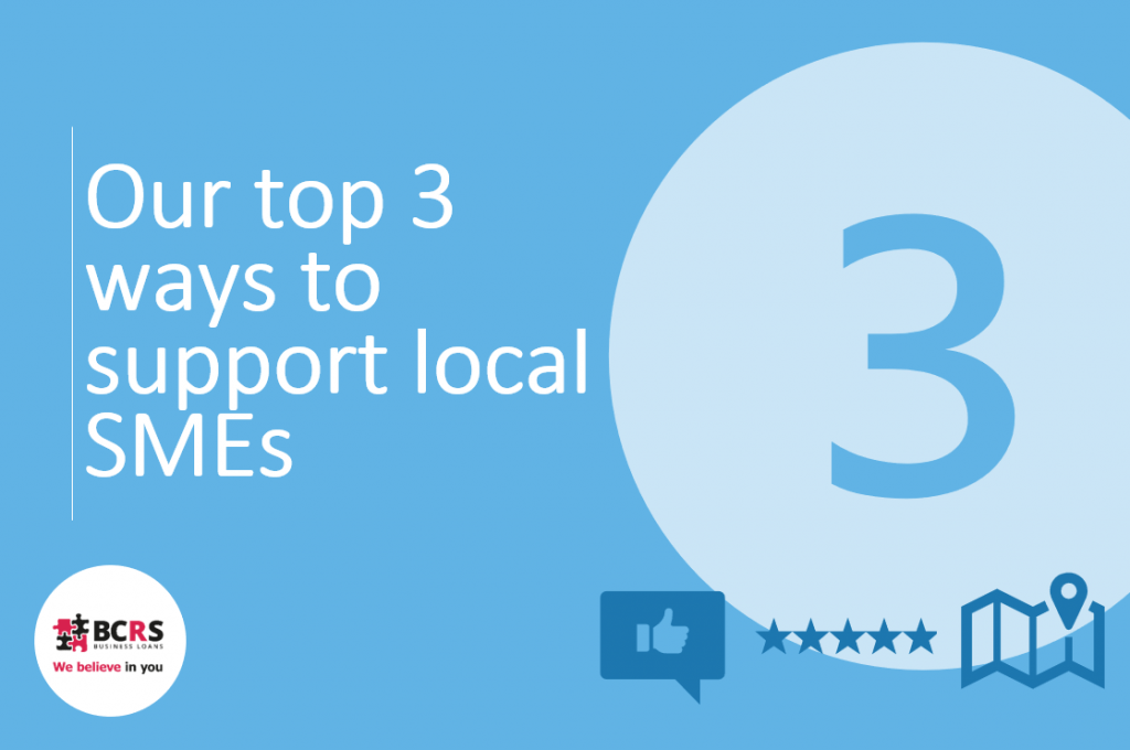 Our top three ways to support local businesses
