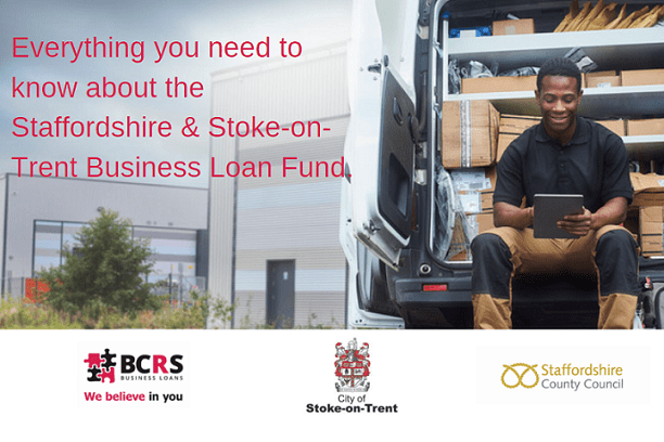Everything you need to know about the Staffordshire & Stoke-on-Trent Business Loan Fund