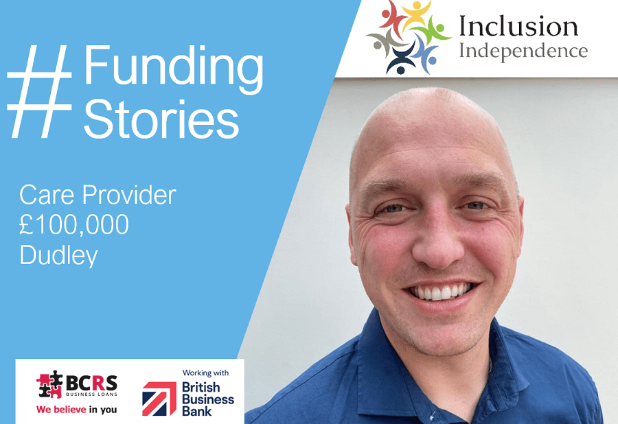 Funding Stories - Dudley care provider Inclusion Independence